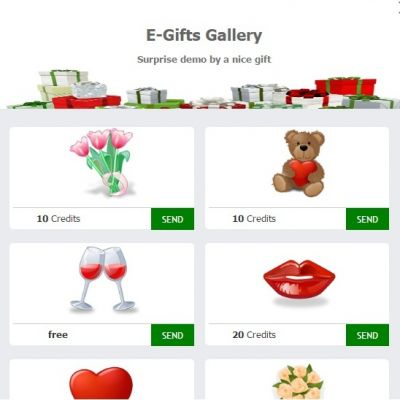 Introducing E-gifts premium plugin for peepmatches script